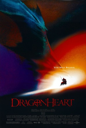 Dragonheart - Movie Poster (thumbnail)