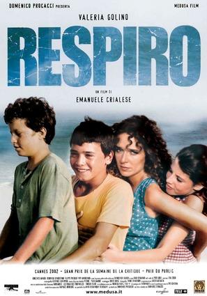 Respiro - Italian Movie Poster (thumbnail)