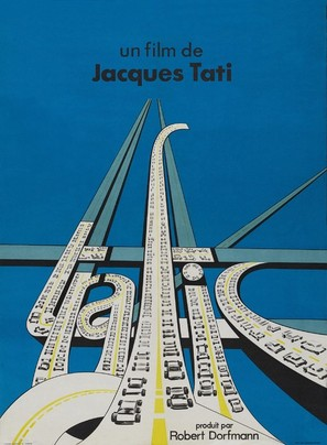 Trafic - French Movie Poster (thumbnail)