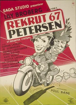 Rekrut 67, Petersen