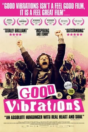 Good Vibrations - British Movie Poster (thumbnail)