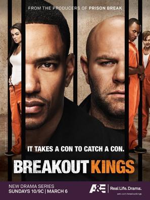 """Breakout Kings"" - Movie Poster (thumbnail)"