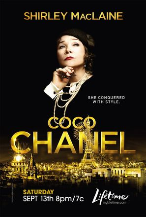 Coco Chanel - Movie Poster (thumbnail)