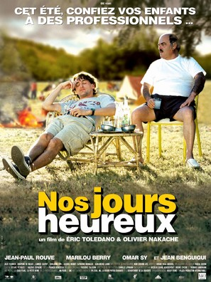 Nos jours heureux - French Movie Poster (thumbnail)