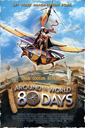Around The World In 80 Days - Movie Poster (thumbnail)