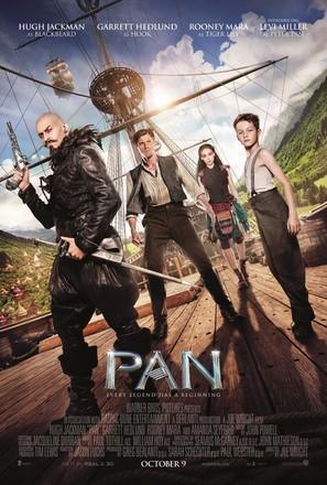 Pan - Movie Poster (thumbnail)