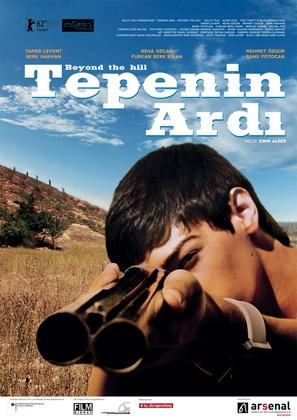 Tepenin Ardi - German Movie Poster (thumbnail)