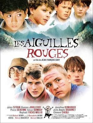 Aiguilles rouges, Les - French Movie Poster (thumbnail)