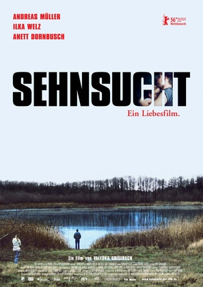 Sehnsucht - German Movie Poster (thumbnail)