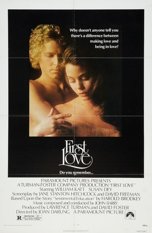 First Love - Movie Poster (thumbnail)
