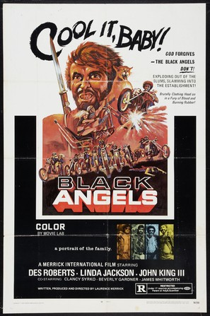 The Black Angels - Movie Poster (thumbnail)