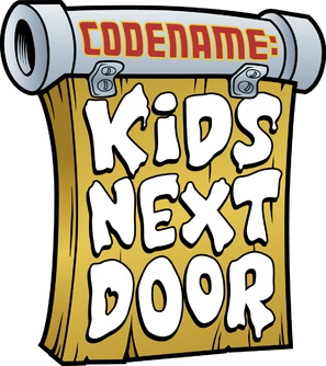 """Codename: Kids Next Door"" - Logo (thumbnail)"
