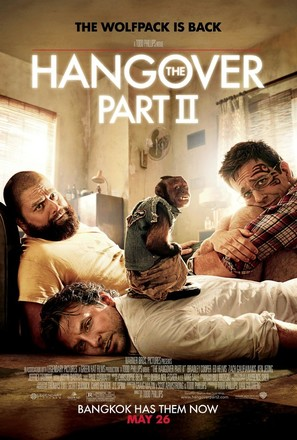 The Hangover Part II - Movie Poster (thumbnail)