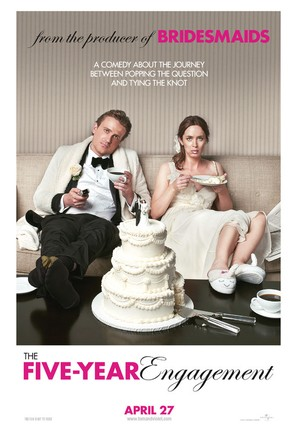 The Five-Year Engagement - Movie Poster (thumbnail)