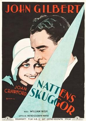 Four Walls - Swedish Movie Poster (thumbnail)
