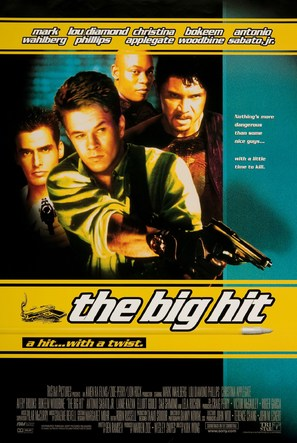 The Big Hit - Movie Poster (thumbnail)