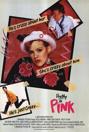 Pretty in Pink - Movie Poster (thumbnail)