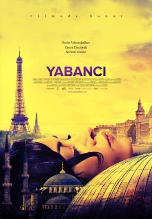 Yabanci - Turkish Movie Poster (thumbnail)