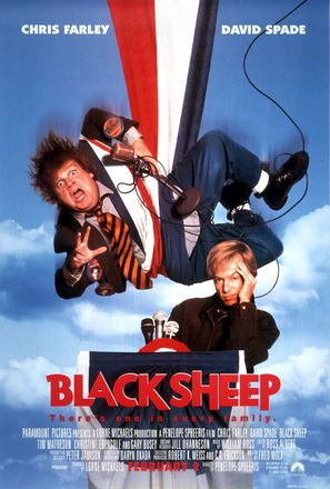 Black Sheep - Movie Poster (thumbnail)