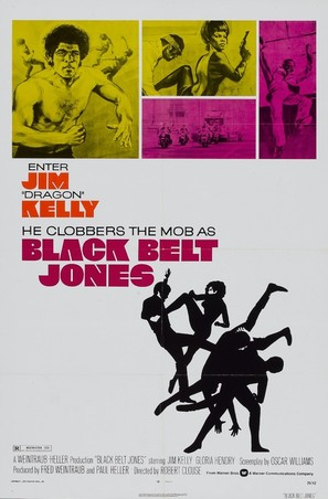 Black Belt Jones - Movie Poster (thumbnail)
