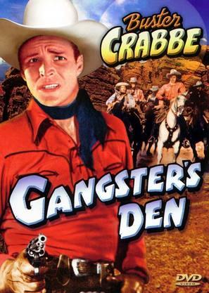 Gangster's Den - DVD movie cover (thumbnail)