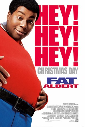 Fat Albert - Movie Poster (thumbnail)