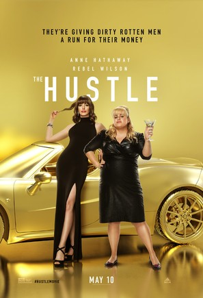 The Hustle - Movie Poster (thumbnail)