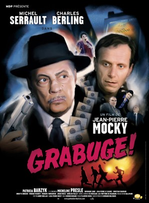 Grabuge - French poster (thumbnail)