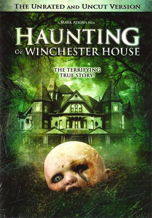 Haunting of Winchester House - DVD cover (thumbnail)