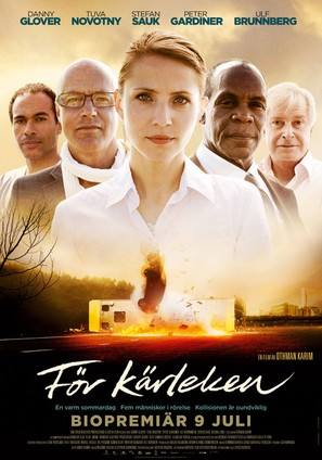 För kärleken - Swedish Movie Poster (thumbnail)