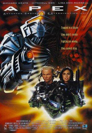 A.P.E.X. - Movie Poster (thumbnail)