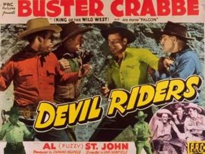 Devil Riders - Movie Poster (thumbnail)