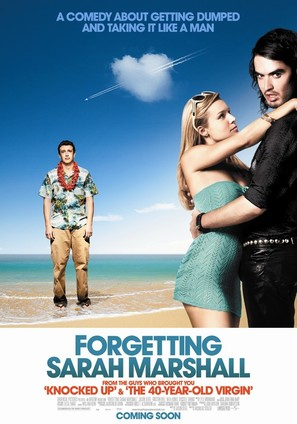 Forgetting Sarah Marshall - Movie Poster (thumbnail)