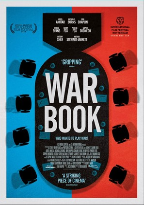 War Book - British Movie Poster (thumbnail)