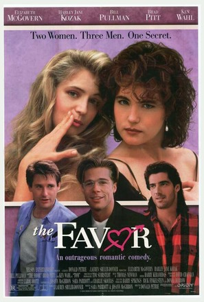 The Favor - Movie Poster (thumbnail)