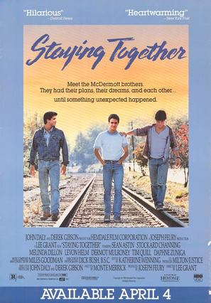 Staying Together - Movie Poster (thumbnail)