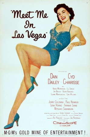 Meet Me in Las Vegas - Movie Poster (thumbnail)