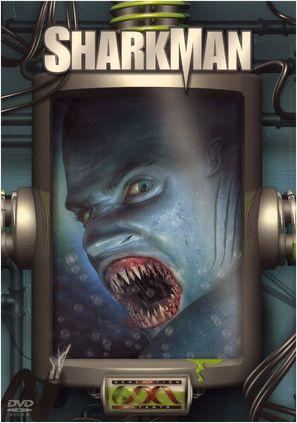 Sharkman - DVD movie cover (thumbnail)