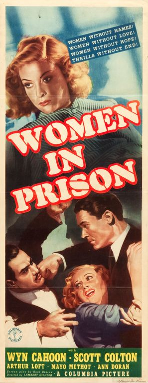 Women in Prison - Movie Poster (thumbnail)