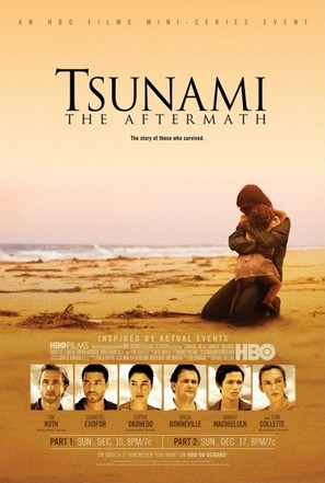 Tsunami: The Aftermath - Movie Poster (thumbnail)