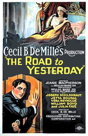 The Road to Yesterday - Movie Poster (thumbnail)