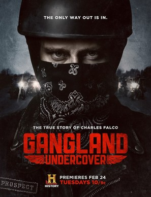 """Gangland Undercover"" - Movie Poster (thumbnail)"