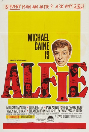 Alfie - Movie Poster (thumbnail)