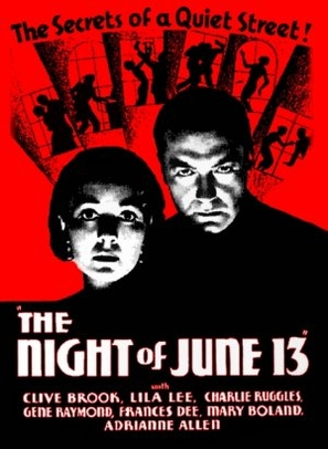 The Night of June 13th - Movie Poster (thumbnail)