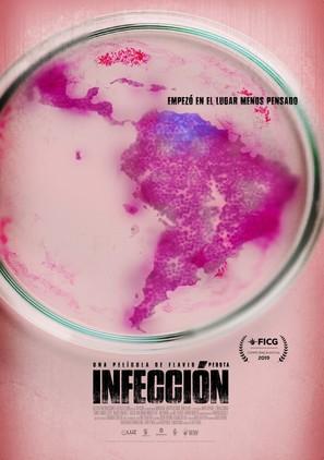 Infección - Venezuelan Movie Poster (thumbnail)