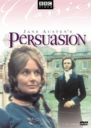"""Persuasion"" - DVD movie cover (thumbnail)"