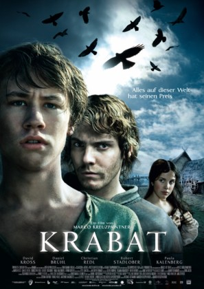 Krabat - German Movie Poster (thumbnail)