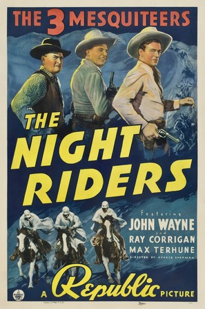 The Night Riders - Movie Poster (thumbnail)
