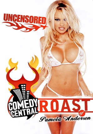 Comedy Central Roast of Pamela Anderson - poster (thumbnail)