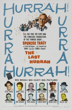 The Last Hurrah - Movie Poster (thumbnail)